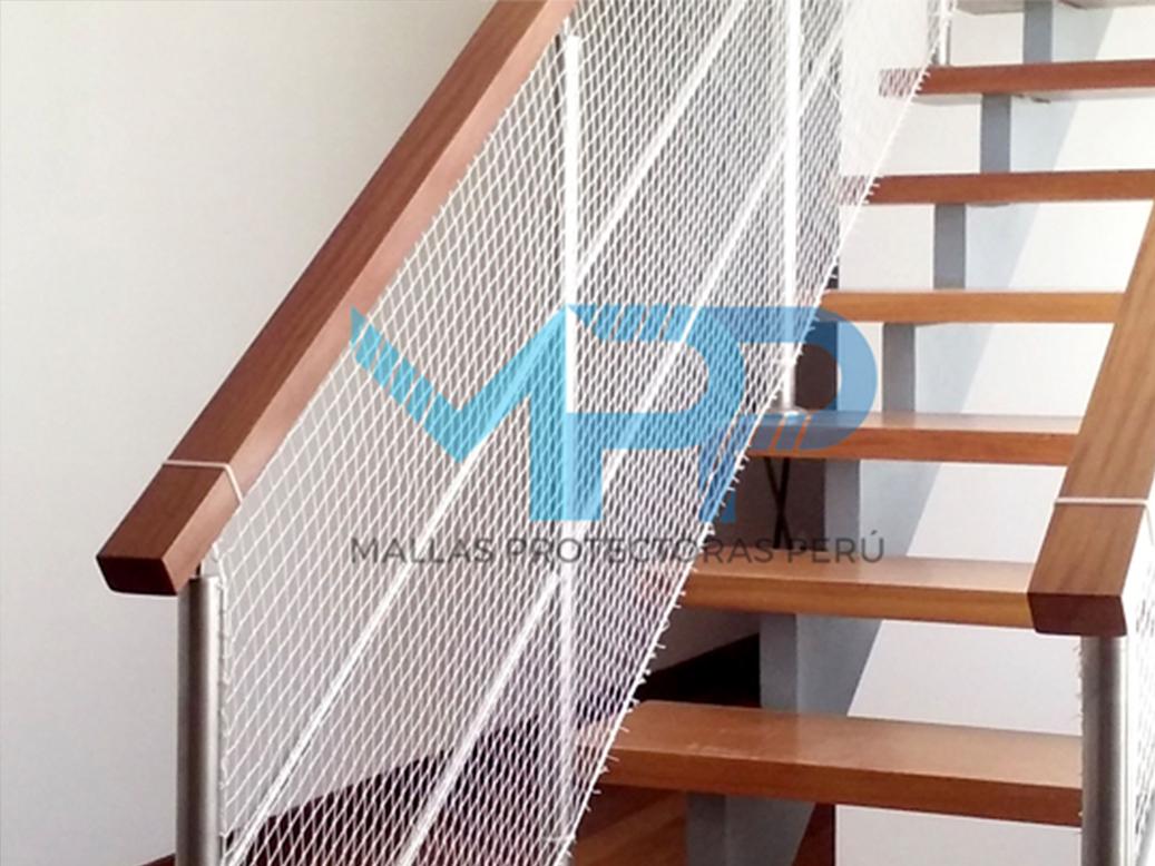 Mallas protectoras peru - Proteccion escaleras ninos ...